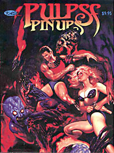 New from Kaso - Pulp SF Pinups!